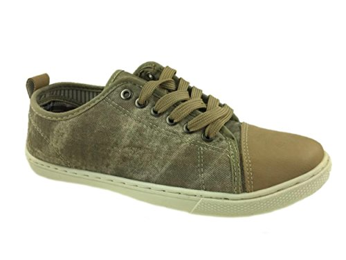 Beige Mc A Ltd Footwear Ragazzi basso uomo collo 00T6n17U