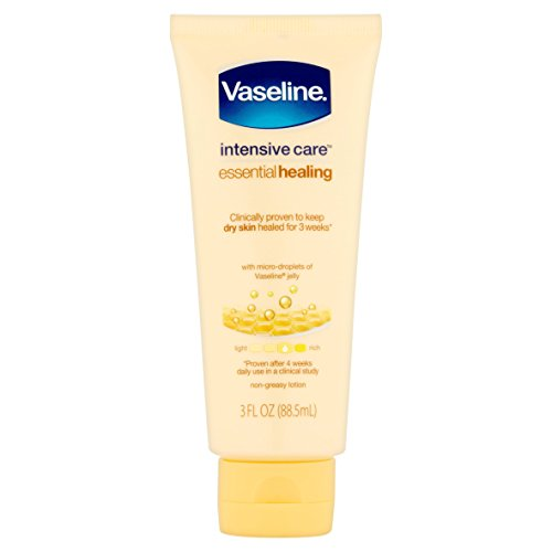 (Vaseline Intensive Care Essential Healing Lotion, 3 Oz (Pack of)