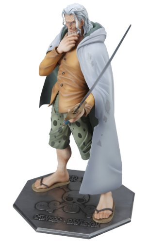 - Excellent Model Series P.O.P - Portrait Of Pirates - One Piece Collection NEO-DX Silvers Rayleigh 24.5 cm Tall Figure