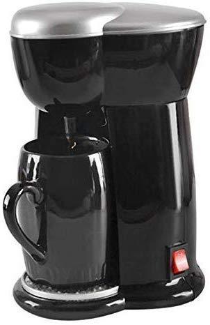 NLRHH Máquina de café, Mini cafetera Máquina de café Espresso de una Sola Copa Máquina automática eléctrica para el…