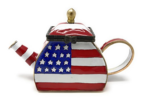 teapot american - 9