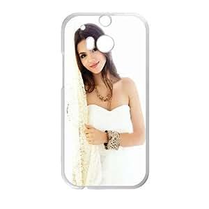 HTC One M8 Cell Phone Case White Victoria Justice 2 SLI_687830