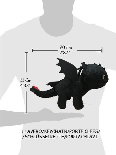 Amazon.com: How to Train Your Dragon - Plush Soft Toy ...