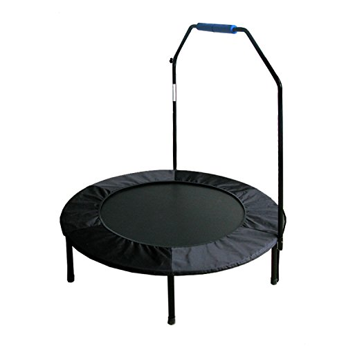 Small Exercise Trampoline With Handle