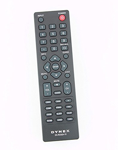 New Dynex Brand Original DYNEX DX-RC01A-12 DX-RC02A-12 LCD L