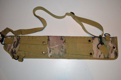 (Acid Tactical Shotgun Scabbard Multicam Camouflage)