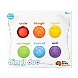 Fat Brain Toys Dimpl Duo Baby Toys & Gifts for Ages