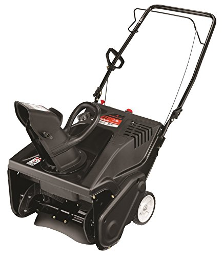 Remington RM2120 123cc Electric Start 21-Inch Single-Stage Gas Snow Thrower