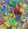 Clear Multi Colored Marbles by Trade Routes NW