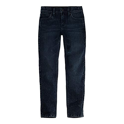 Levi's Boys' Little 519 Extreme Skinny Fit Jeans, City Light 7X