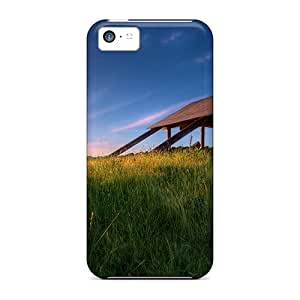 Hot New Sunlight On Gress Cases Covers For Iphone 5c With Perfect Design
