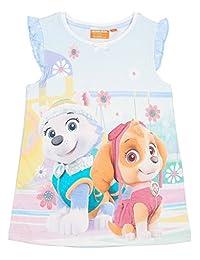 Girls Kids Official Paw Patrol Nightdress Chemise Pyjama Sleepwear Ages 3-6