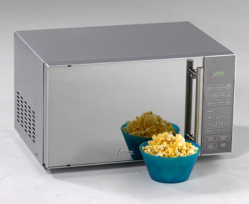 Avanti MO8004MST Microwave Oven with Mirror Finish Door