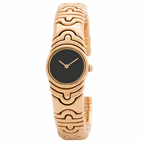 Bvlgari Parentesi Swiss-Quartz Womens Watch BJ 01 (Certified Pre-Owned)