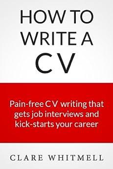 how to start a cv
