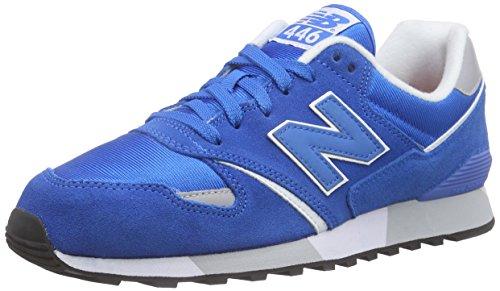 Zapatillas Azul New Balance U446v1 Hombre blue pApqwxEz