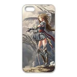iPhone 5,5S Phone Case Angel Warrior