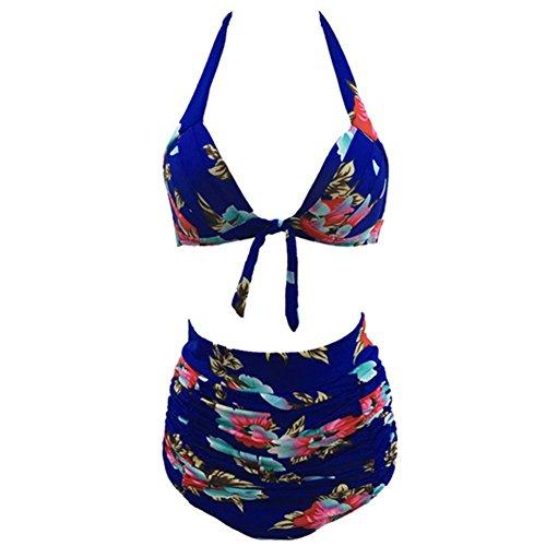 POPOJUJI Womens Bikini Swimwear Accessory Swimming Suit Size - Fl Panama In City Shopping