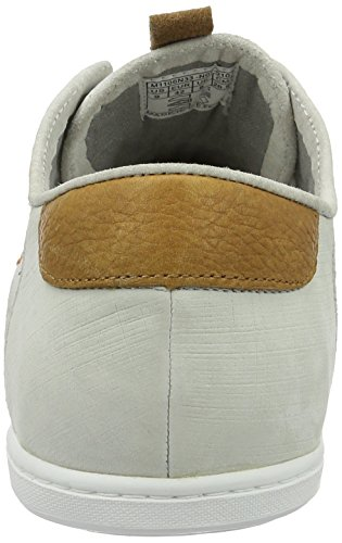 N33 Scratched Chuckonian Hub Homme Sneakers Basses Blanc 5p6wqT