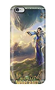 Iphone 6 Plus Case, Premium Protective Case With Awesome Look - World Of Warcraft