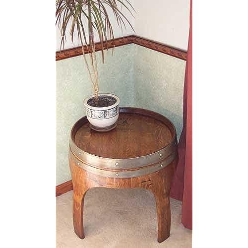 Barrel End Tables Amazoncom