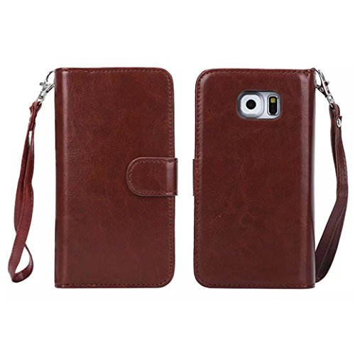 DDLBiz Practical Leather Wallet Samsung