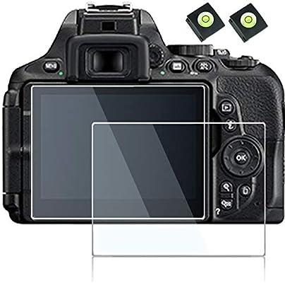 Protector de Pantalla para cámaras Nikon D5600 D5500 D5300 Cámara ...