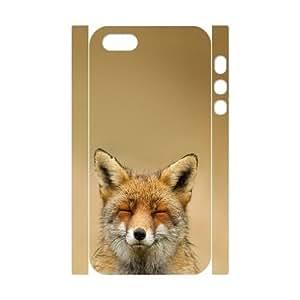 C-Y-F-CASE DIY Design Cute Fox Pattern Phone Case for iPhone 5,5S wangjiang maoyi