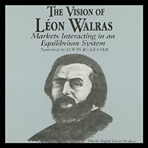 The Vision of Leon Walras Audiobook
