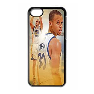 James-Bagg Phone case Basketball Super Star Stephen Curry Protective Case For Iphone 5c Style-11