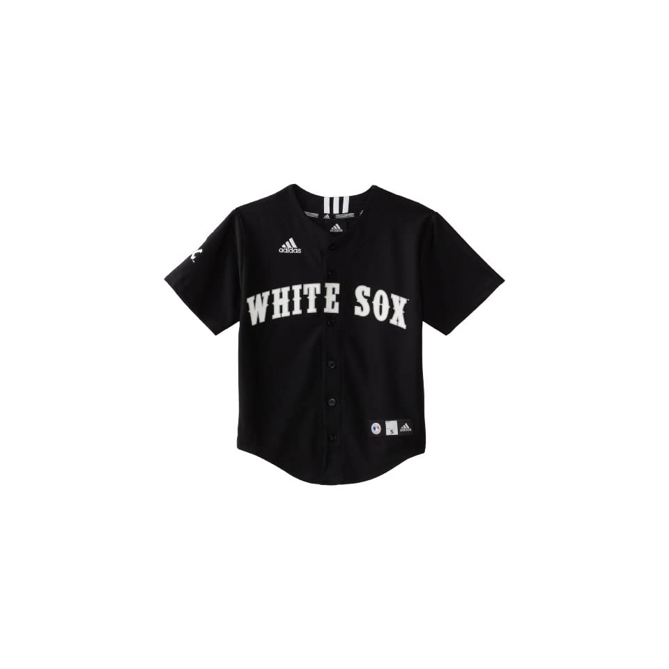 MLB Youth Chicago White Sox Team Color Printed Baseball Jersey