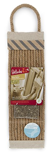 Petlinks Hanging Cat Scratchers (Vertical Scratching Post)