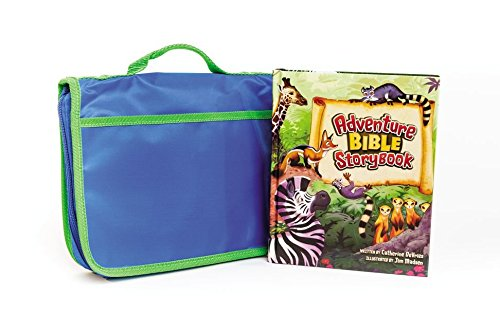 Adventure Bible Storybook with Bible Cover Pack