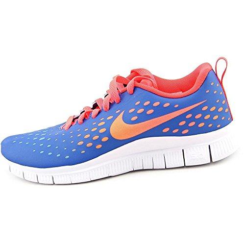Nike Free Express - Zapatillas infantil military blue-military blue white-laser crimson
