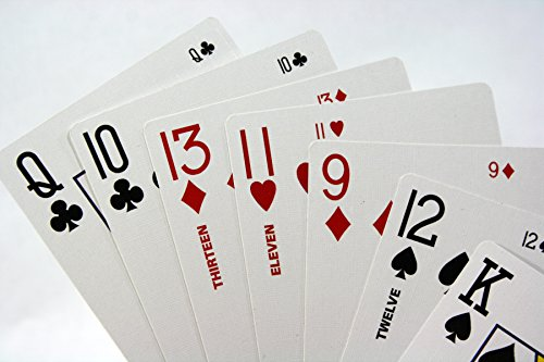 """Two2Six"" Playing Card Deck - Play Six  Handed 500, Super So"
