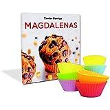 La caja de magdalenas de Xavier Barriga: (Incluye nueve moldes de silicona) (