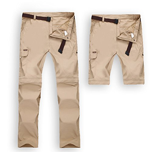 Zhuhaitf High Quality Montañismo Womens Comfortable Quick-drying Thin Trousers Slim Fit Breathable Pants Elastic Pants Outdoor Khaki