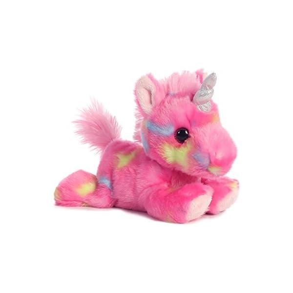 Jellyroll unicornio de 7 pulgadas