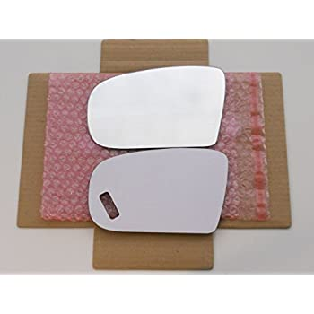 Mirror Glass Replacement Full Adhesive For S500,S600,Cl500,Cl600 Driver Side