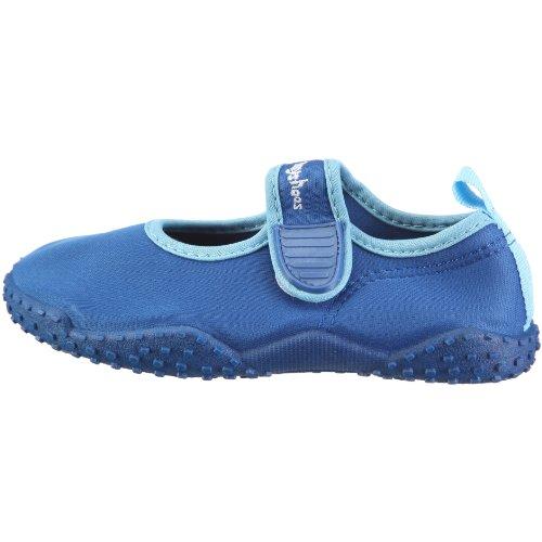Playshoes Children's Aqua Beach Water Shoes (11.5 M US Little Kid, Blue) by Playshoes (Image #5)