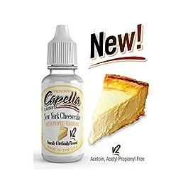 New York Cheesecake v2 – Capella Aroma 13ml