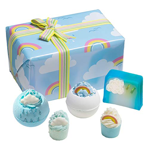 Bomb Cosmetics Right As Rain Handmade Wrapped Gift Pack