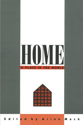 Home: A Place in the World
