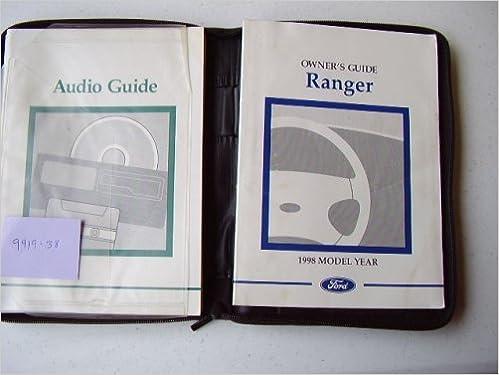 1998 Ford Ranger Manual