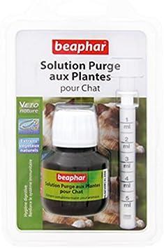 Beaphar Antiparasitario Interno Natural Gato 50ml