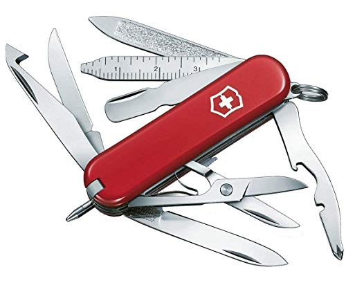 Victorinox MiniChamp Swiss Army Knife – Red Price & Reviews