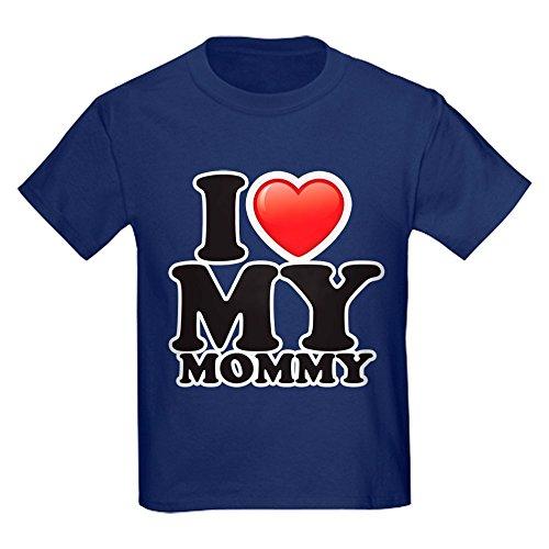 Navy Mom Heart Camo - 2