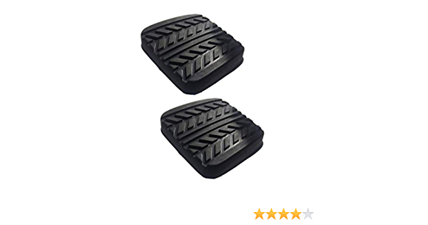 PEDAL PAD CLUTCH//BRAKE for FORD COURIER ECONOVAN LASER RAIDER SPECTRON TELSTAR
