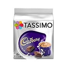 Tassimo Cadbury Hot Chocolate Pack of 2, 2x16 T-Discs