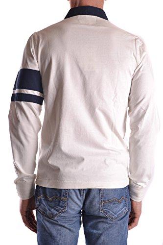 Polo Uomo Woolrich Mcbi314056o Bianco Cotone OZwd5qTwx